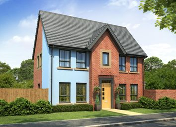 "Thumbnail 3 bed detached house for sale in ""Morpeth"" at Nottingham Business Park, Nottingham"