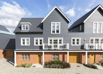 Thumbnail 4 bedroom terraced house for sale in William Porter Close, Chelmsford, Essex