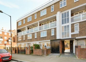 Thumbnail 4 bed flat to rent in Ellsworth Street, London