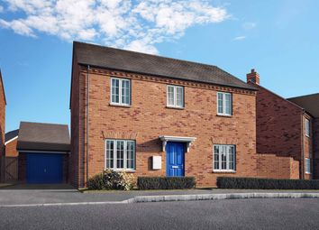 Thumbnail 4 bed detached house for sale in Lower Street, Hillmorton, Rugby, Warwickshire