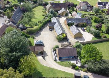 Thumbnail 6 bed cottage for sale in The Green, Warmington, Banbury