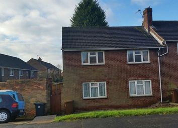 Thumbnail 1 bed maisonette for sale in Blackthorn Road East Staffordshire, Stapenhill DE15, Stapenhill,