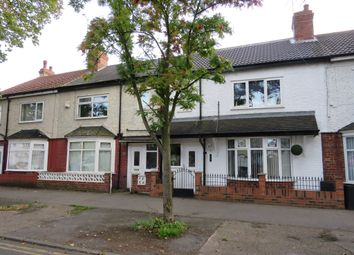 Thumbnail 3 bedroom terraced house for sale in Goddard Avenue, Hull