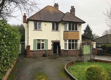 Thumbnail 3 bedroom detached house to rent in Valley Road, Wistaston, Cheshire