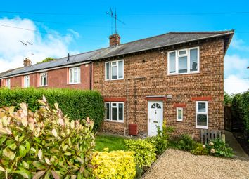 Thumbnail 3 bed end terrace house for sale in York Road, Stamford
