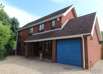 Thumbnail 5 bedroom detached house for sale in Gashouse Hill, Netley Abbey, Southampton