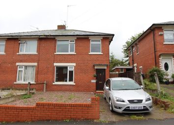 Thumbnail 3 bed semi-detached house for sale in Moyse Avenue, Walshaw, Bury, Lancashire