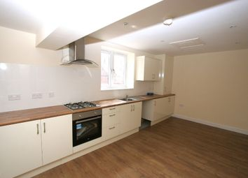 Thumbnail 1 bed flat to rent in Churchgate, Loughborough