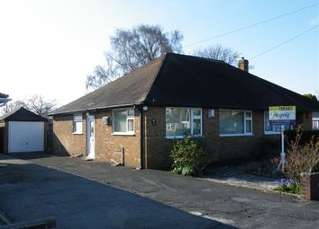 Thumbnail 3 bed bungalow to rent in Craig Walk, Alsager, Stoke-On-Trent