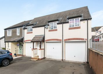 Thumbnail 2 bed property for sale in Cherry Tree Road, Axminster