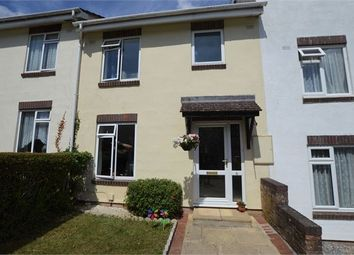 Thumbnail 3 bed terraced house for sale in Holbeam Close, Bradley Valley, Newton Abbot, Devon.