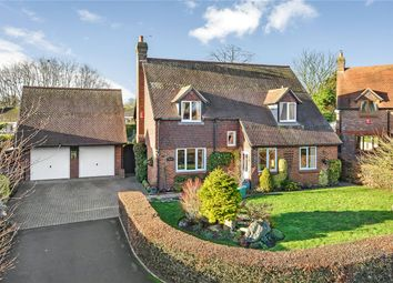 Thumbnail 4 bed detached house for sale in Holm Oak Close, Littleton, Winchester, Hampshire