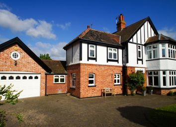 Thumbnail 4 bed detached house for sale in Upper Grange Road, Beccles