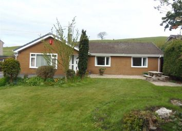 Thumbnail 4 bed detached bungalow for sale in Cwmcerwyn, Talybont, Nr Aberystwyth, Ceredigion