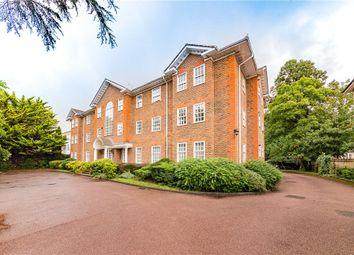 Somersham, 26 Ray Park Avenue, Maidenhead SL6. 2 bed flat