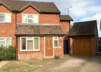 Thumbnail 3 bed semi-detached house for sale in Vindomis Close, Holybourne, Alton