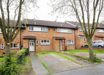 Thumbnail 3 bed terraced house for sale in Winsford Hill, Furzton, Milton Keynes