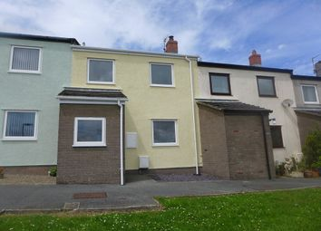 Thumbnail 3 bed semi-detached house for sale in Heol Glyndwr, Fishguard