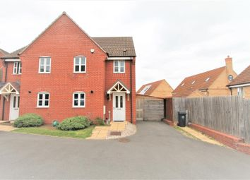 3 bed semi-detached house for sale in Stillington Crescent, Hamilton, Leicester LE5