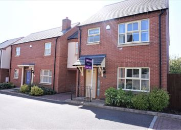 Thumbnail 3 bed semi-detached house for sale in Bakers Field Close, Ibstock
