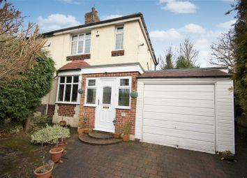 Thumbnail 3 bed semi-detached house for sale in James Andrew Crescent, Sheffield