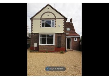 Thumbnail 3 bed detached house to rent in Green Lane North, Thorpe End, Norwich