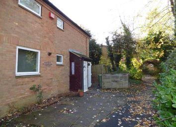 Thumbnail 3 bed end terrace house for sale in Noble Close, Pennyland, Milton Keynes, Buckinghamshire