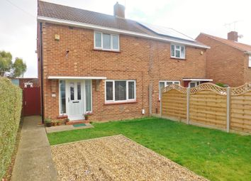 Thumbnail 2 bed semi-detached house for sale in Adderbury Avenue, Emsworth