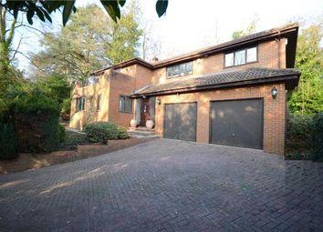 Thumbnail 5 bed detached house for sale in Scotland Hill, Sandhurst, Berkshire
