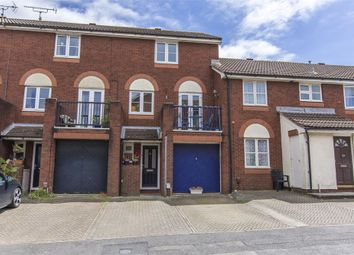 Thumbnail 3 bed town house for sale in Captains Place, Southampton, Hampshire