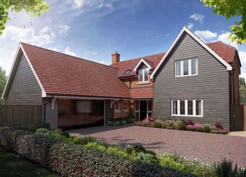 Thumbnail 5 bed property for sale in Pottersheath Road, Welwyn, Hertfordshire