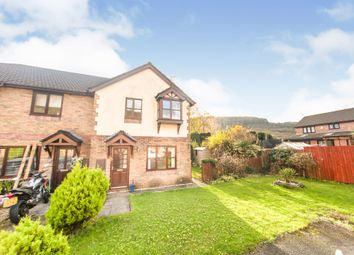 Thumbnail 3 bed semi-detached house for sale in Ty Mawr Parc, Hopkinstown, Pontypridd