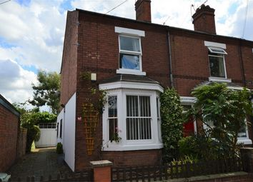 Thumbnail 3 bed end terrace house for sale in Warwick Street, Earlsdon, Coventry, West Midlands