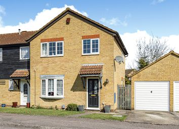 Thumbnail 3 bed semi-detached house for sale in Pennine Rise, Flitwick