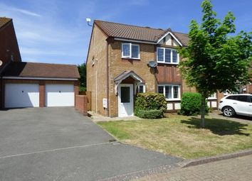 Thumbnail 3 bed property to rent in Ensign Close, Cowes