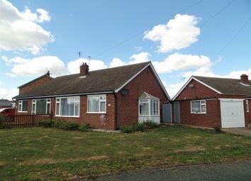 Thumbnail 2 bed semi-detached bungalow for sale in Sandown Close, Clacton-On-Sea