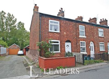Thumbnail 2 bed end terrace house to rent in Woodford Lane, Winsford
