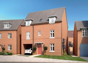 Thumbnail 4 bed detached house for sale in Skeaping Drive, Barlaston, Stoke-On-Trent