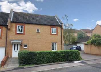 Thumbnail 3 bed end terrace house for sale in Sagehayes Close, Ipswich