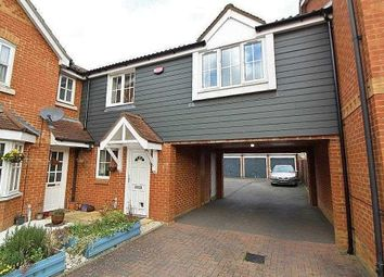 Thumbnail 3 bed terraced house for sale in White Willow Close, Ashford