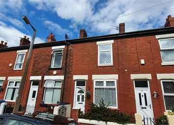 Thumbnail 2 bed terraced house for sale in Crosby Street, Stockport, Cheshire