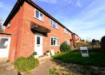 Thumbnail 3 bedroom semi-detached house for sale in Sinodun Road, Wallingford