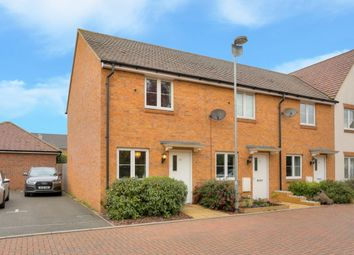 Thumbnail 2 bed terraced house for sale in Old School Drive, Wheathampstead, St. Albans