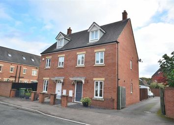 Thumbnail 3 bed town house to rent in Carwardine Field, Abbeymead, Gloucester