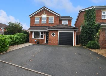 Thumbnail Detached house for sale in Constable Drive, Shawbirch, Telford