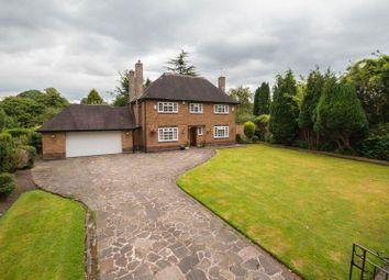 Thumbnail 4 bed detached house for sale in Hillcliffe Road, Walton, Warrington