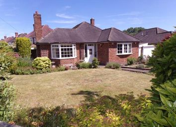 Thumbnail 3 bed bungalow for sale in Hasely Road, Solihull, West Midlands