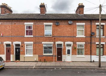 Thumbnail 2 bedroom terraced house for sale in Garfield Street, Hanley, Stoke-On-Trent