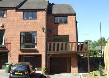 Thumbnail 3 bedroom town house to rent in Station Approach, Duffield, Belper