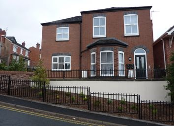 Thumbnail 2 bedroom flat to rent in Penkhull New Road, Penkhull, Stoke-On-Trent